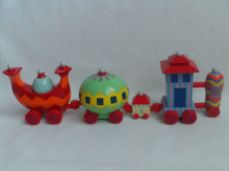 Adorable My 1st 'Ninky Nonk' Train Set In the Night Garden Toy